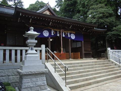 豊鹿島神社本殿